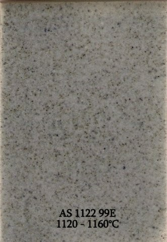 Szkliwo - AS 1122 z efektami - niebieskie jasne matowe