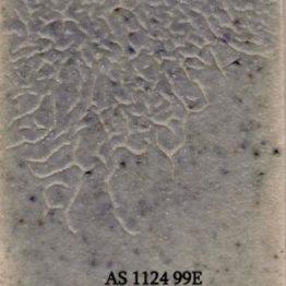 Szkliwo - AS 1124 z efektami - niebieskie matowe