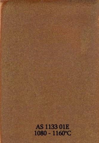 Szkliwo - AS 1133 z efektami - piaskowe ciemne matowe