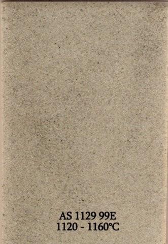 Szkliwo - AS 1129 z efektami - niebieskoszare matowe