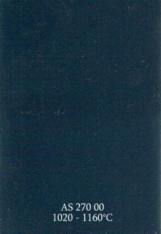 Szkliwo - AS 270 błyszczące - niebieskie wieczorne