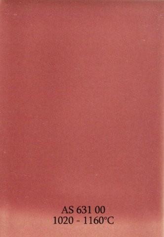 Szkliwo - AS 631 błyszczące - różowe