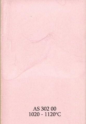 Szkliwo - AS 302 błyszczące - różowe jasne