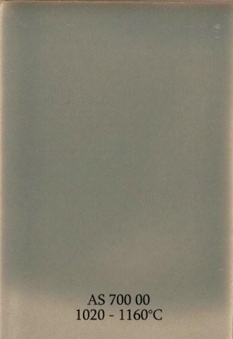 Szkliwo - AS 700 błyszczące - szare
