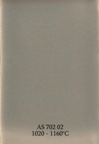 Szkliwo - AS 702 błyszczące - szare