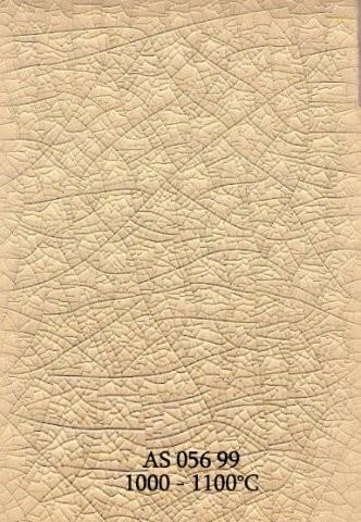 Szkliwo - AS 056 krakle - półtransparentne