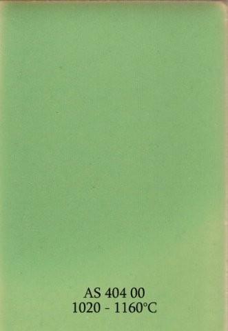 Szkliwo - AS 404 błyszczące - zielone pastelowe