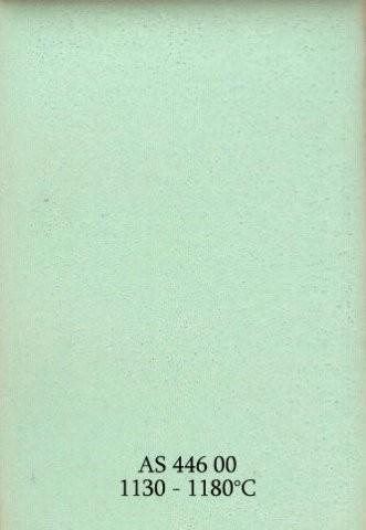 Szkliwo - AS 446 błyszczące - zielone