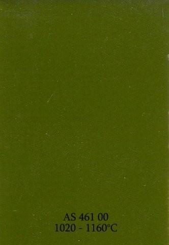 Szkliwo - AS 461 błyszczące - zielone ciemne