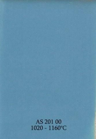 Szkliwo - AS 204 błyszczące - niebieskie pastelowe