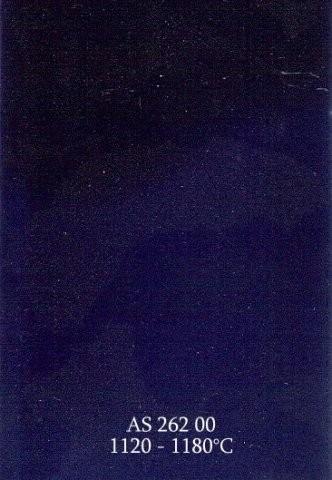 Szkliwo - AS 262 błyszczące - błękit paryski