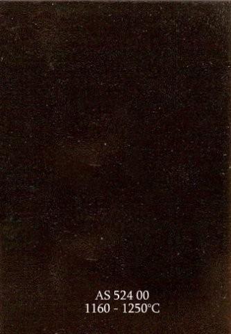 Szkliwo - AS 524 błyszczące - brązowe