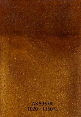 Szkliwo - AS 535 błyszczące - brązowe