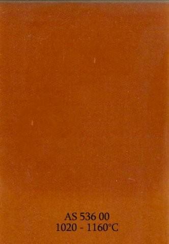 Szkliwo - AS 536 błyszczące - brązowe