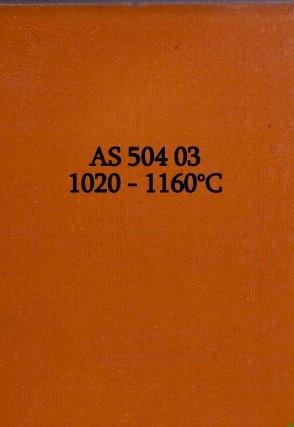 Szkliwo - AS 504 błyszczące - brązowopomarańczowe