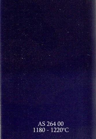 Szkliwo - AS 264 błyszczące - kobaltowe niebieskie