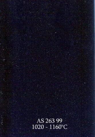 Szkliwo - AS 263 błyszczące - kobaltowe mocne
