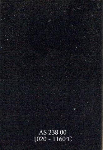 Szkliwo - AS 238 błyszczące - czarnoniebieskie