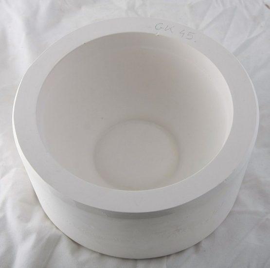 forma gipsowa - miska z rancikiem