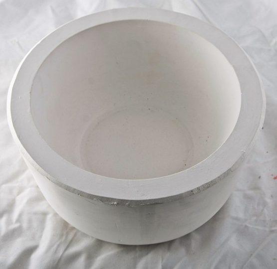 forma gipsowa - miska śr. głęboka