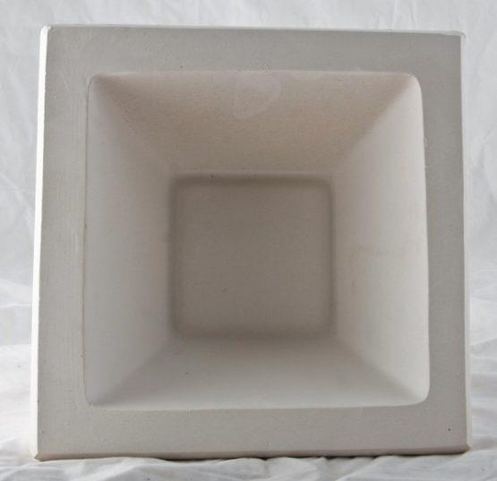 forma gipsowa - miska kwadratowa