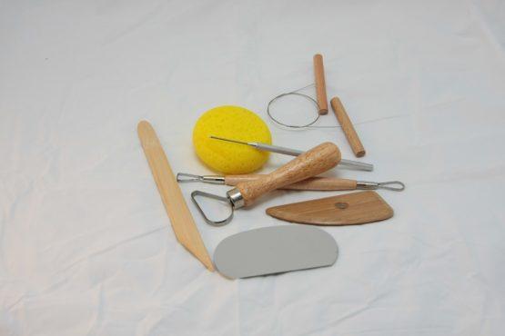 narzędzia do ceramiki kpl