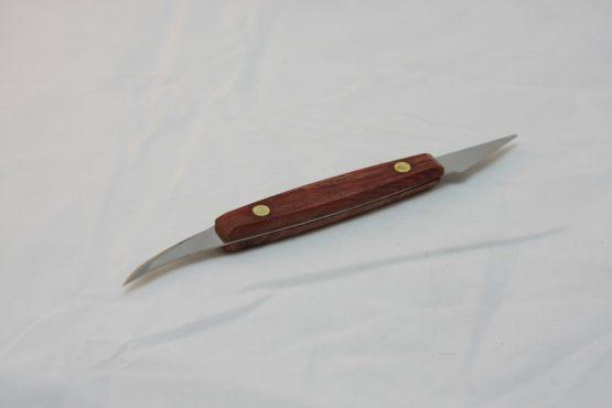 nożyk dwustronny
