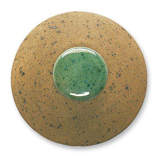 angoba TC830 - zielona cętkowana