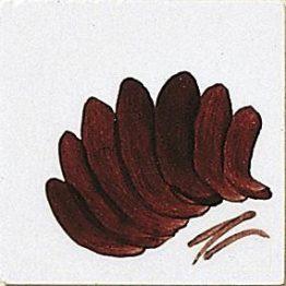 farba majolikowa TC - brązowa