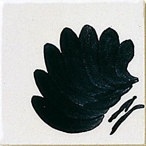 farba majolikowa TC - czarna