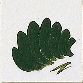 farba majolikowa TC - zielona ciemna