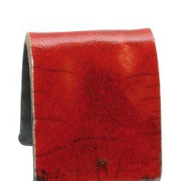 szkliwo TC 1935 - do raku czerwone efektowe