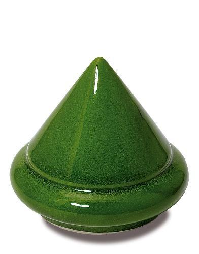 szkliwo TC269 - zielone efektowe