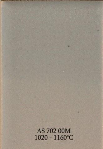 Szkliwo - AS 702M matowe - szare