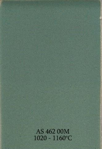 Szkliwo - AS 462M matowe - turkusowe