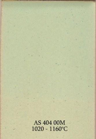 Szkliwo - AS 404M matowe - zielone jasne