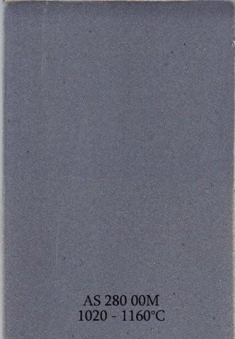 Szkliwo - AS 280M matowe - niebieskie kobaltowe ciemne
