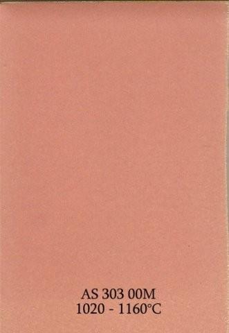 Szkliwo - AS 303M matowe - łososiowe