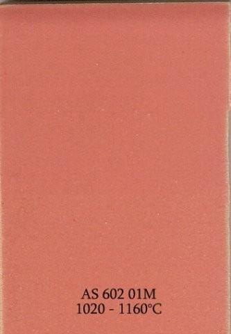 Szkliwo - AS 602M matowe - czerwone