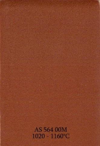 Szkliwo - AS 564M matowe - brązowe