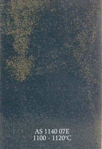 Szkliwo - AS 1140 z efektami - zielononiebieskie efektowe