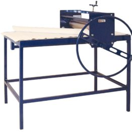 urządzenia - stół do walcowania