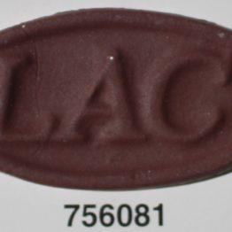 angoba ( 0,5 kg ) - brązowa kasztanowa