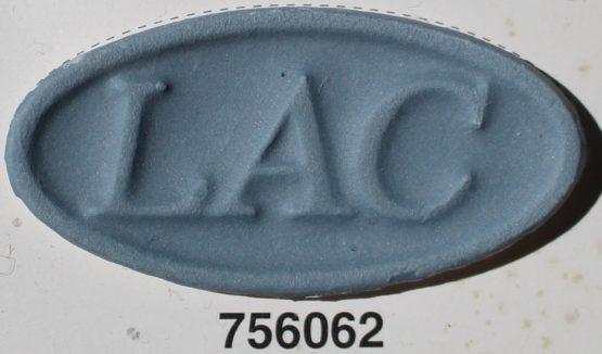 angoba ( 0,5 kg ) - niebieska
