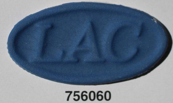 angoba ( 0,5 kg ) - niebieska ciemna