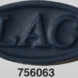 angoba ( 0,5 kg ) - niebieskoszara
