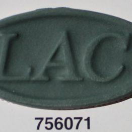 angoba ( 0,5 kg ) - zielona ciemna