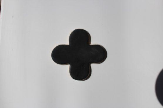 szkliwo ( 1,5 kg ) matowe - czarne