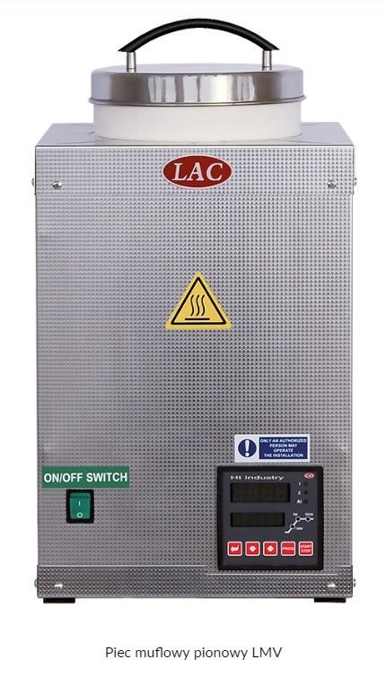 Piec muflowy pionowy LMV do 1200 °C