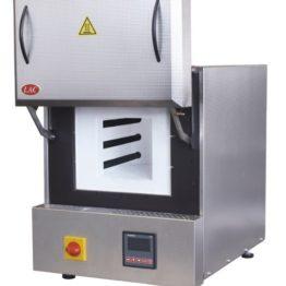 Piec LHS z prętami grzejnymi z SiC do 1400 / 1500 °C